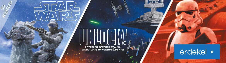 Új megjelenés: Unlock Star Wars