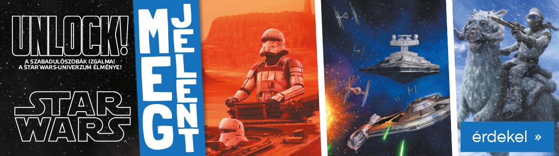 Megjelent: Unlock! Star Wars