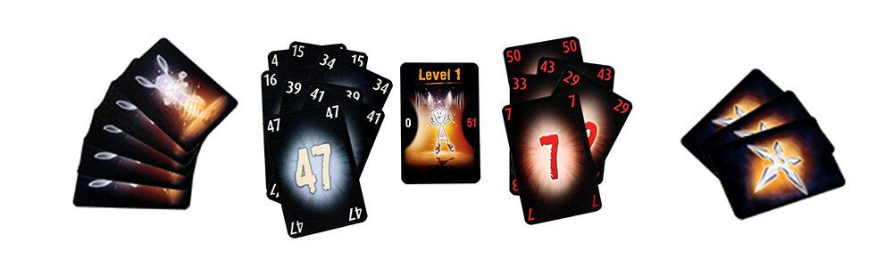 The Mind extrém kártyajáték