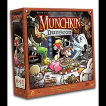 Munchkin Dungeon - magyar kiadás