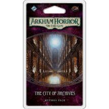 Arkham Horror LCG: City of Archives Mythos Pack