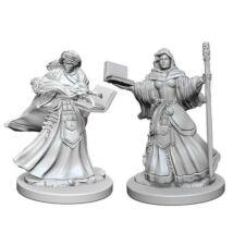 D&D Nolzur's Marvelous Miniatures: Human Wizard Female Wave1