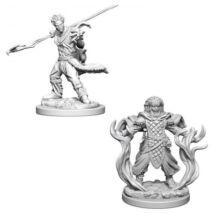 D&D Nolzur's Marvelous Miniatures: Human Druid Male