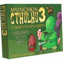 Munchkin Cthulhu 3 - A borzadalmas kripta
