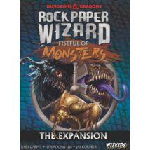 Rock, Paper, Wizard: Fistful of Monsters kiegészítő