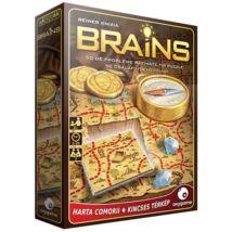 Brains: Kincses térkép