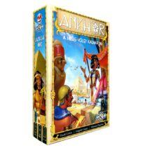 Ankh'or: A Nílus-völgy kalmárjai