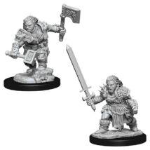 Pathfinder Deep Cuts: Dwarf Barbarian Female