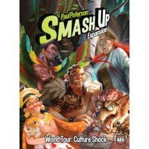 Smash Up: World Tour - Culture Shock kiegészítő