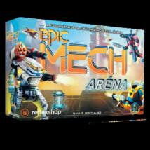 Tiny Epic: Mech Aréna
