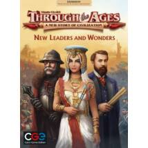 Through the Ages: New Leaders and Wonders kiegészítő