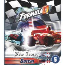 Formula D: új pályák 5 - New Jersey és Szocsi kiegészítő