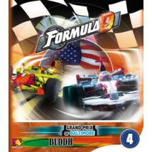 Formula D: új pályák 4 - Baltimore és Buddh kiegészítő