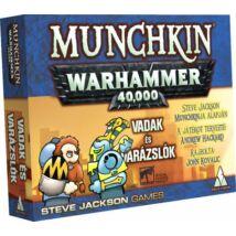 Munchkin Warhammer 40.000 - Vadak és varázslók