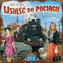 Ticket to Ride Map Collection 6,5: Poland