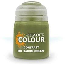 Citadel Contrast: Militarum Green (18ml)
