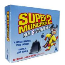 Super Munchkin 2 - Nem S-etlenek