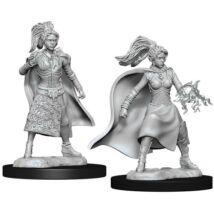 D&D Nolzur's Marvelous Miniatures: Human Sorcerer Female