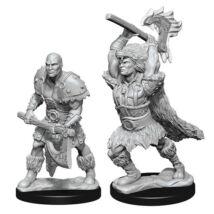 D&D Nolzur's Marvelous Miniatures: Goliath Barbarbian Male