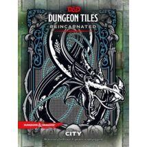 Dungeons & Dragons: RPG Dungeon Tiles Reincarnated: City