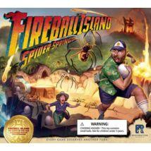 Fireball Island: Spider Springs kiegészítő
