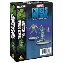 Marvel: Crisis Protocol - Drax & Ronan the Accuser