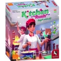 Kitchen Rush magyar kiadás