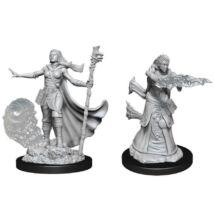 D&D Nolzur's Marvelous Miniatures: Human Wizard Female Wave11