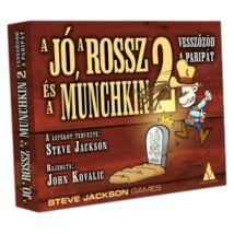 A Jó, a Rossz és a Munchkin 2 - Vesszőzöd a paripát