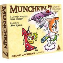 Munchkin 7 - A kezemet figyeld, mert csalok