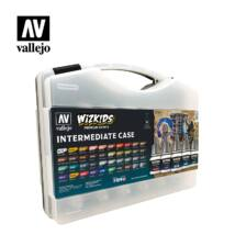 Wizkids Premium set by Vallejo: Intermediate Case