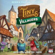 Tiny Towns: Villagers kiegészítő