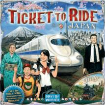 Ticket to Ride Map Collection 7: Japan & Italy