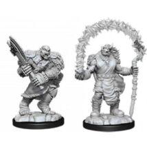 D&D Nolzur's Marvelous Miniatures: Orc Adventurers