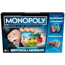 Monopoly – Szuper teljeskörű bankolás