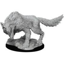 D&D Nolzur's Marvelous Miniatures: Winter Wolf