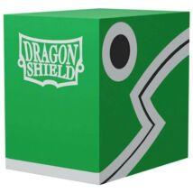 Dragon Shield: Double Deck Shell: 150+ Zöld/Fekete