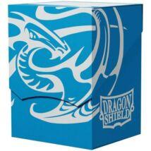 Dragon Shield: Deck Shell: 100+ Kék/Fekete