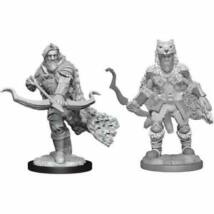 D&D Nolzur's Marvelous Miniatures: Firbolg Ranger Male Wave 14