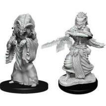 D&D Nolzur's Marvelous Miniatures: Night Hag & Dusk Hag
