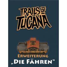 Trails of Tucana: Die Fähren kiegészítő