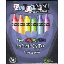 Evil Baby Orphanage: Crayon Manifesto kiegészítő