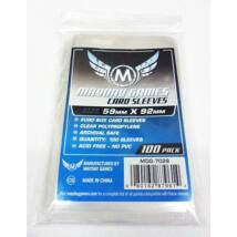 Mayday standard EU kártyavédö (sleeve) - 59*92 mm (100 db/csomag)