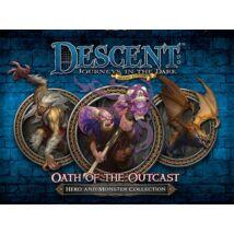 Descent 2nd Edition - Oath of the Outcast kiegészítő