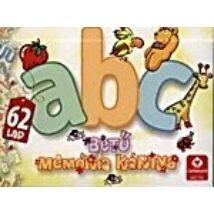 ABC betű memória kártya ÚJ Design