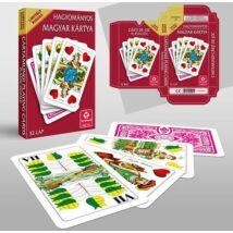 Magyar kártya hagyományos, limitált kiadás