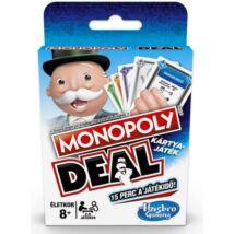 Shuffle - Monopoly Deal - Keverj, rabolj, nevess! - kártyajáték