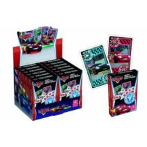 Cars-Verdák Neon kvartett és dominó kártyajáték