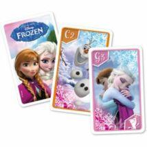 Frozen - Jégvarázs kvartett kártyajáték