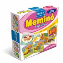 Az első játékaim Meminó – Ellentétek